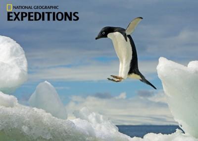 Journey to Antartica