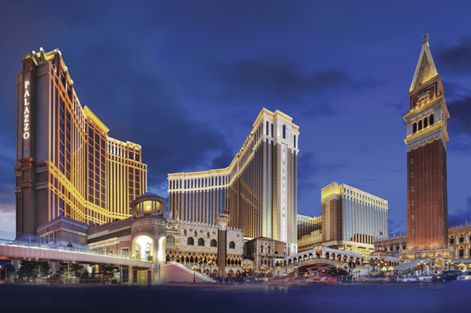 The Venetian & The Palazzo : Leading the way in Las Vegas