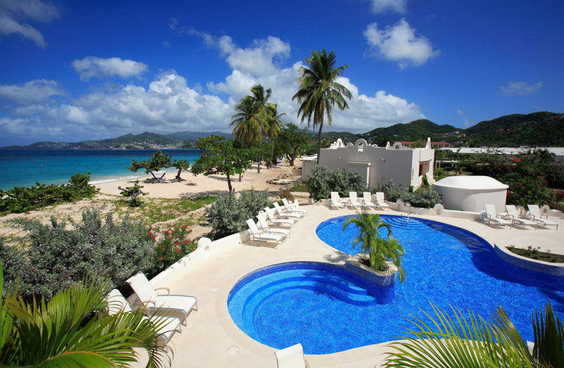 Caribbean Grenadacarriacou Grenada Spiceisland Gallery Pool