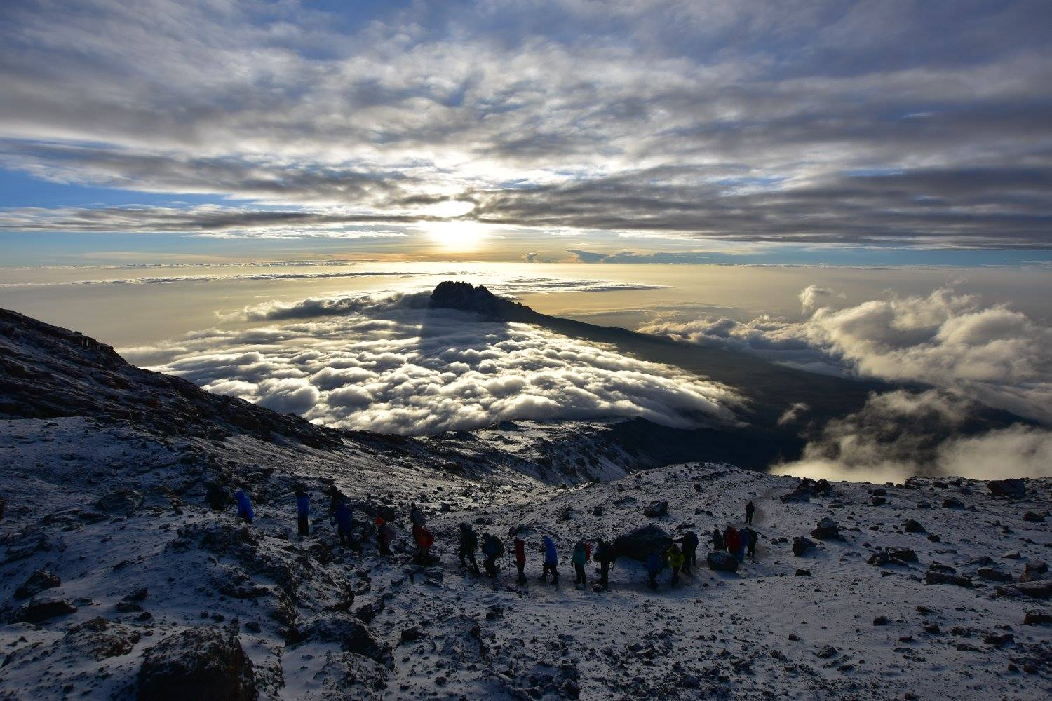 Summit Kilimanjaro Eco- Africa