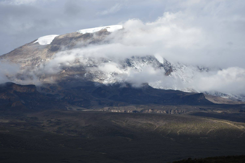 From Summit Kilimanjaro