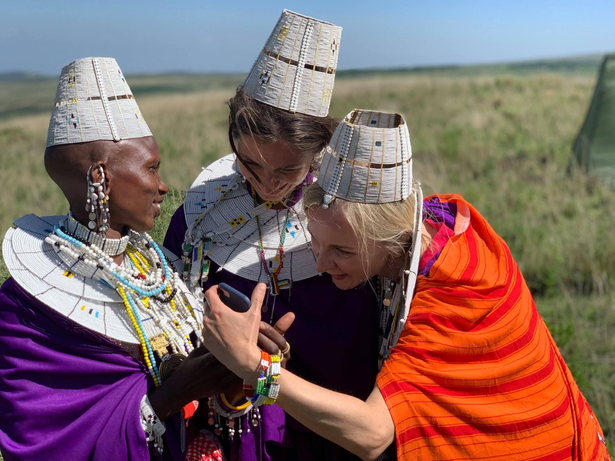 Visit Natives Maasai