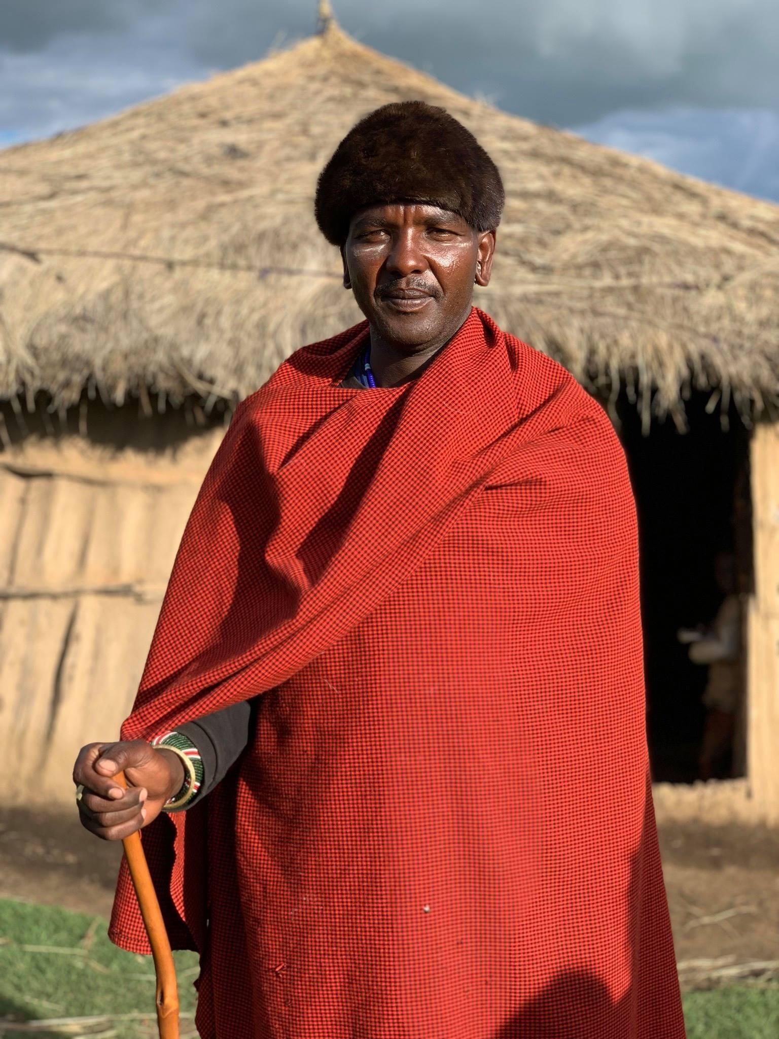 Maasai healer
