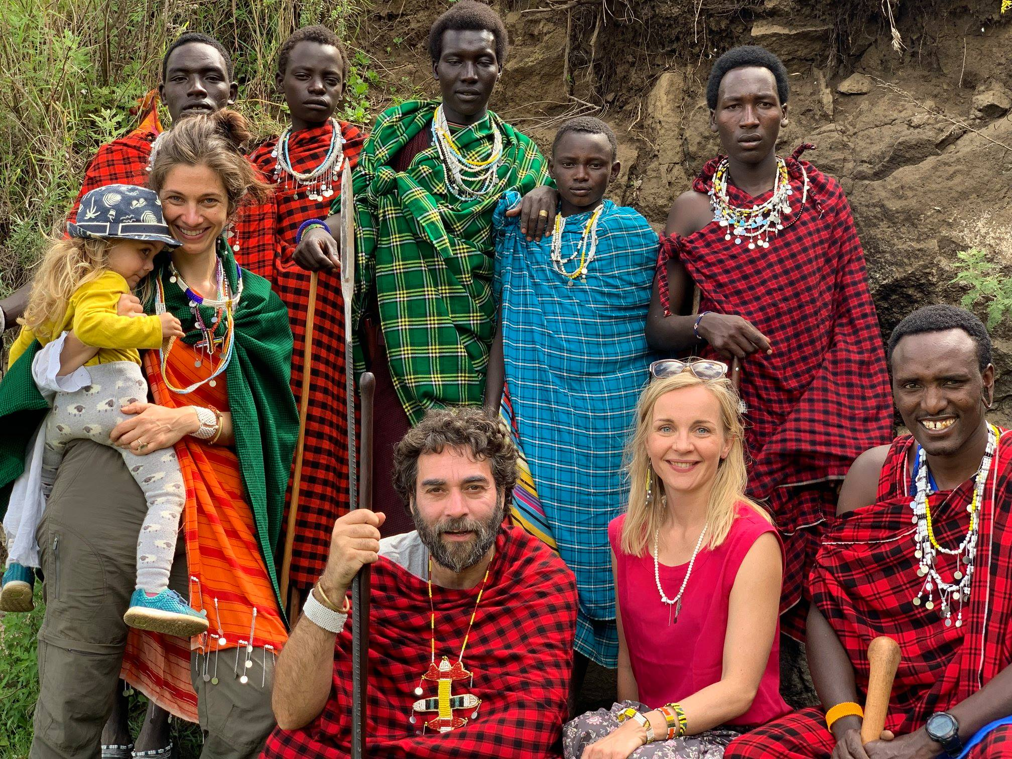 Annina and Maasai