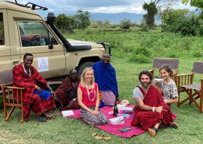 8 days exploring the Maasai culture in Tanzania
