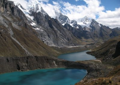 The Huayhuash Circuit (12D/11N)