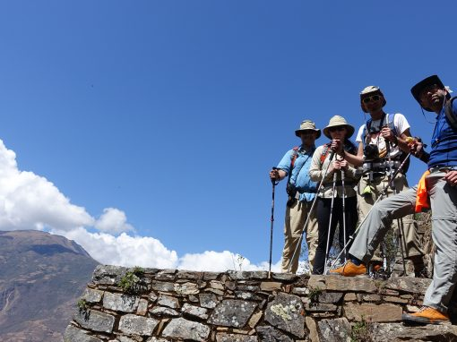 8-day Choquequirao Trek to Machu Picchu