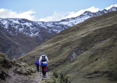 The Hidden Valleys of Salkantay Trek to Machu Picchu (5D/4N)