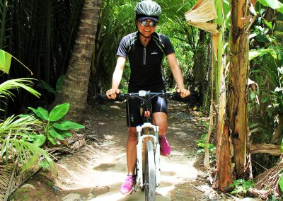 Cambodia to Vietnam Cycling Adventure | 12 days